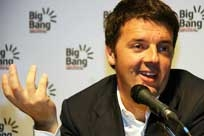 renzi,big bang,parlamento