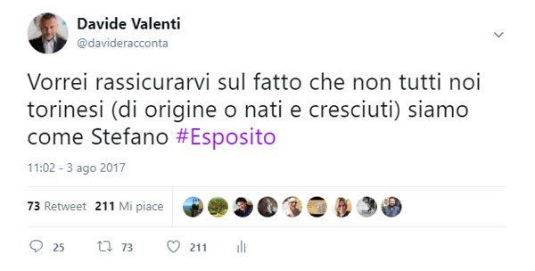 Esposito, Barillari ed io: fine della storia